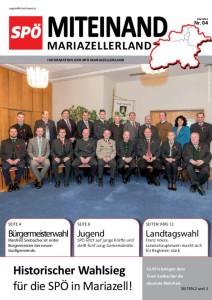 Miteinand im Mariazellerland: Ausgabe Mai 2015