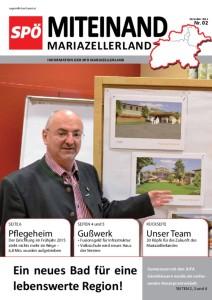 Miteinand im Mariazellerland: Ausgabe Dezember 2014
