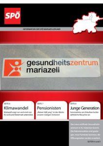 Miteinand im Mariazellerland: Ausgabe Dezember 2016