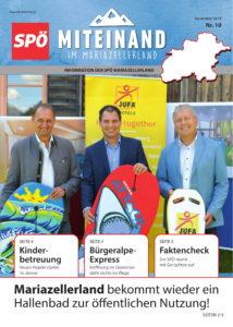 Miteinand im Mariazellerland: Ausgabe November 2019
